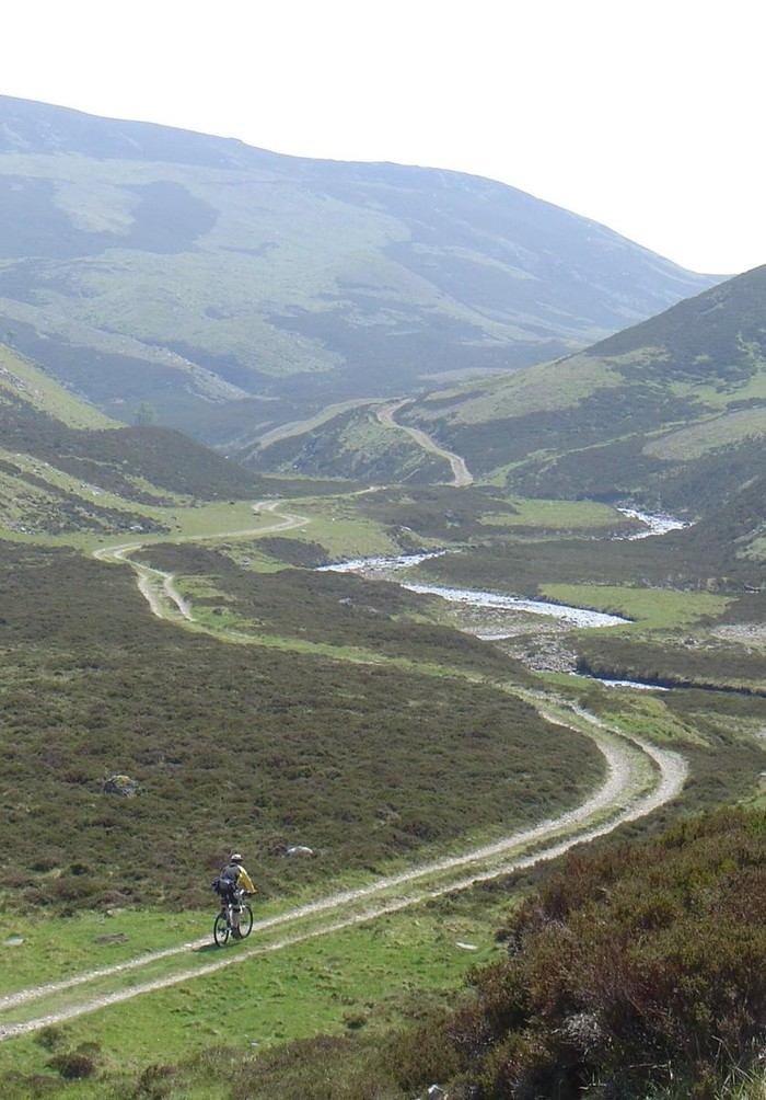 Photo of MTB Cairngorm Loop