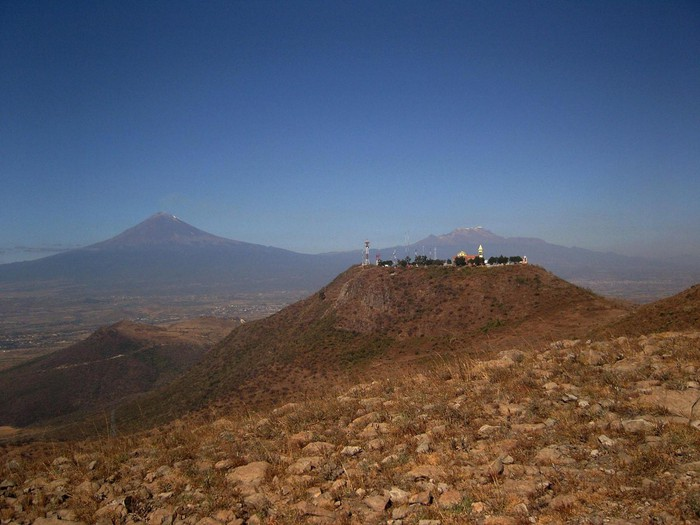 Photo of Puebla [Cholula - Las Antenas] by Angatu