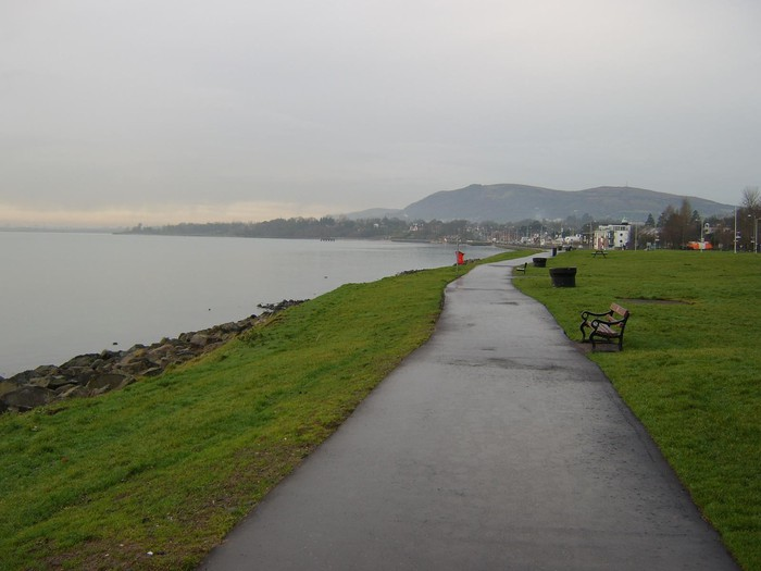 Photo de Belfast Loughshore Trail