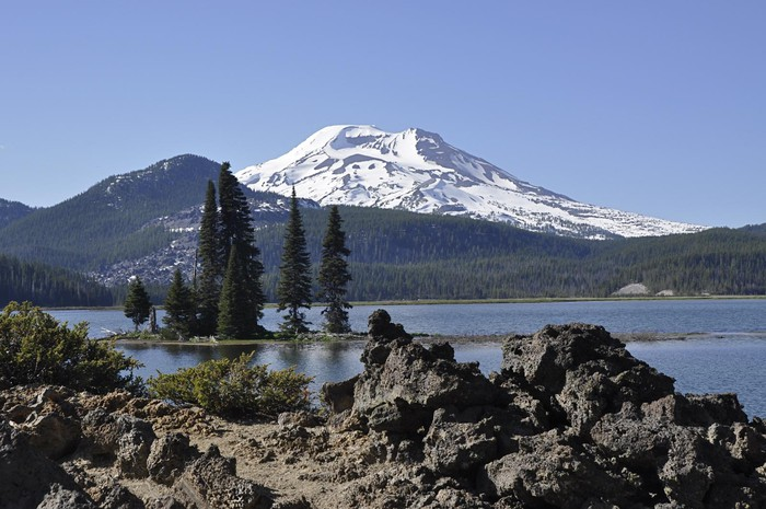 Foto de Ray Atkeson Memorial Trail, near Bend, Oregon