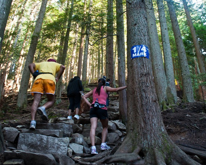 Photo de The Grouse Grind