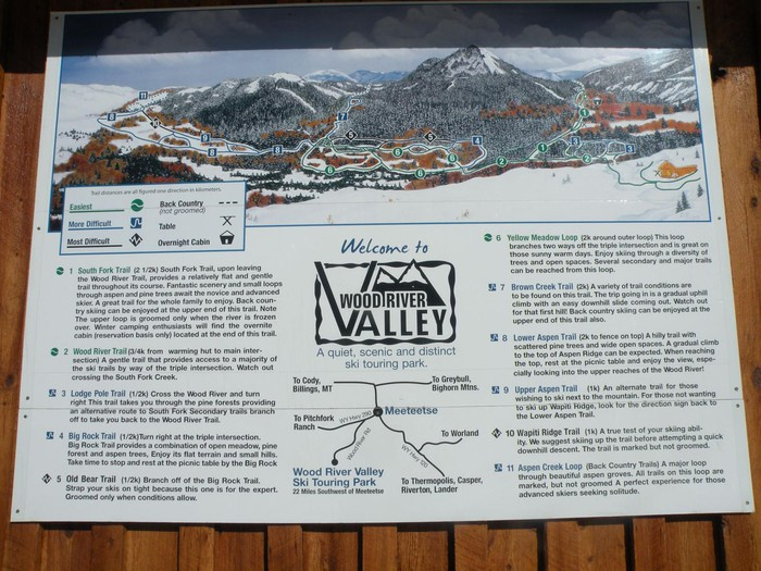Foto de  Wood River Valley Cross Country Ski park