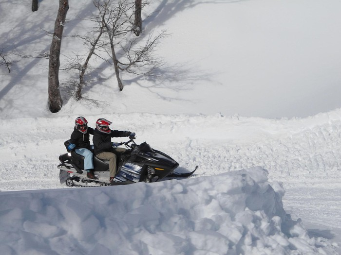 Photo of Tour Corto Moto de Nieve Huilo Huilo