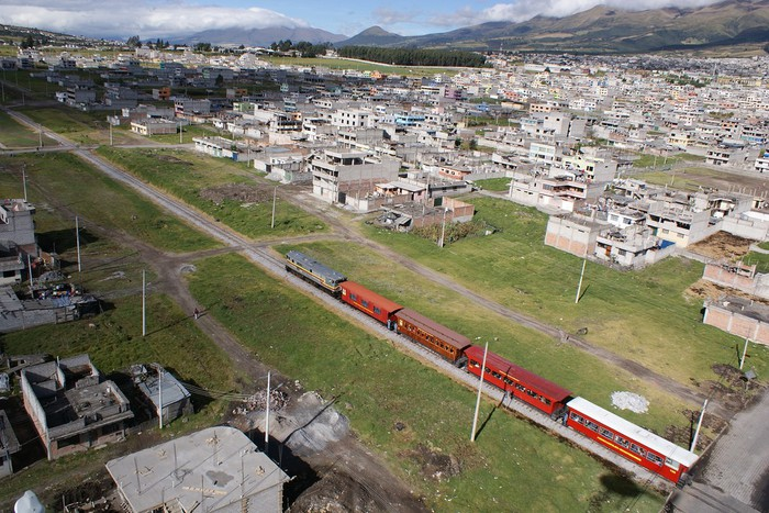 Photo of  Ruta Ferrocarril Quito Latacunga