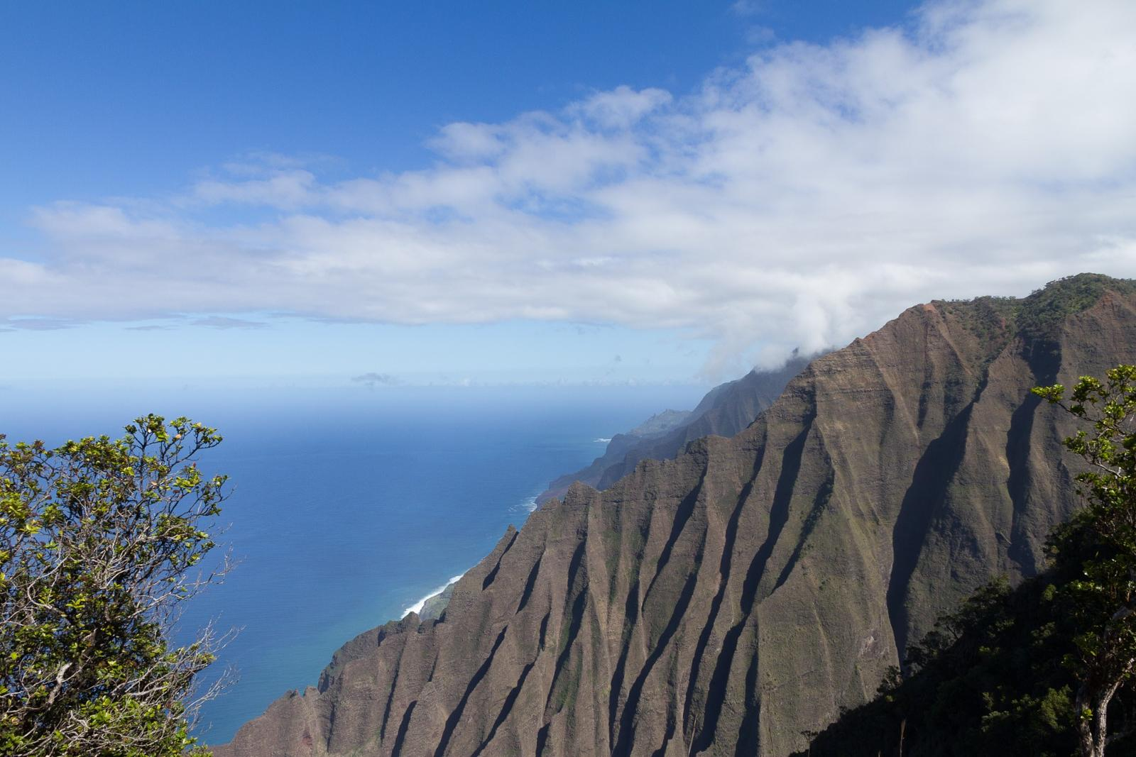 Foto von Hawaii: Honopu Trail