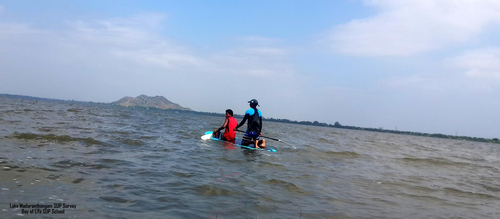 Bild av Maduranthagam Fresh water reservoir, Best Stand up paddle trail India