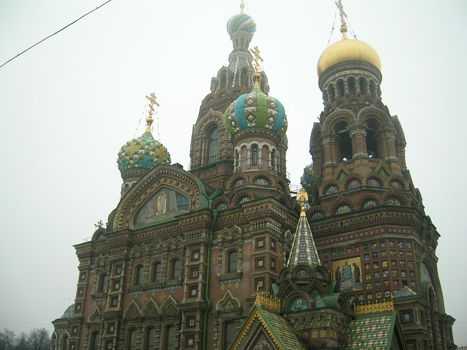 Photo of San Petersburgo
