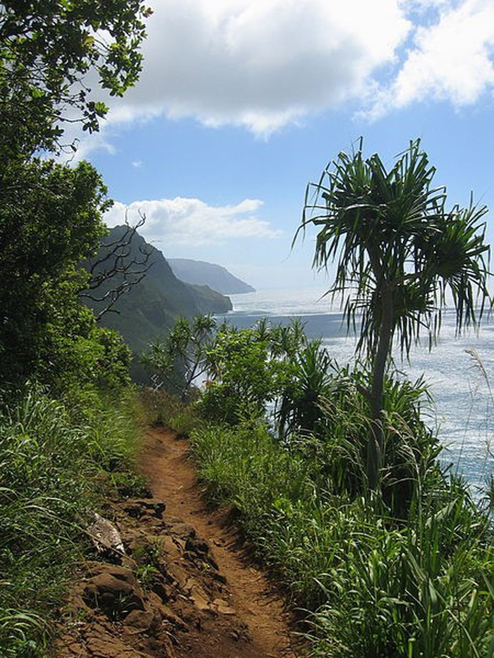 Photo of Kalalau Trail