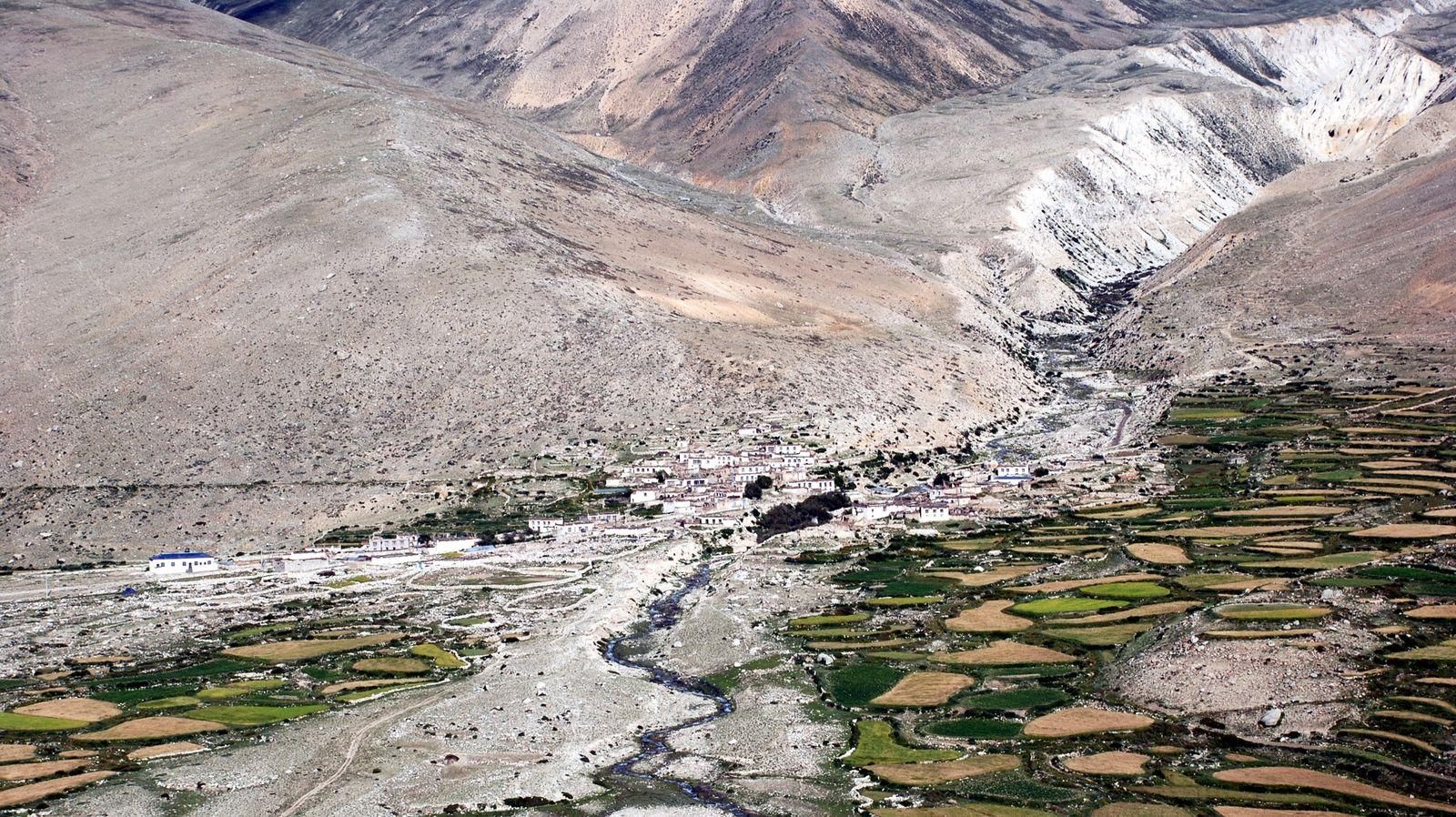 Foto de Rongbuk Valley (Everest Base Camp)