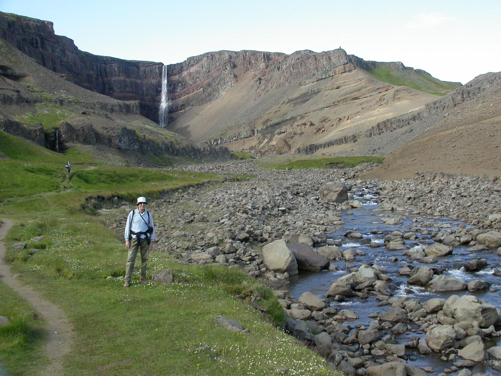 Photo of Islàndia. Hengifoss