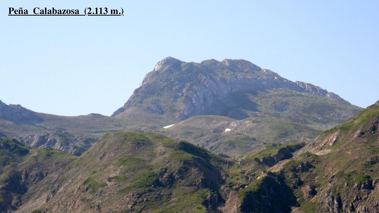 Photo of ALTO DE LA FARRAPONA (1.707)-PEÑA CALABAZOSA (2.106) (Parque Natural de Somiedo)