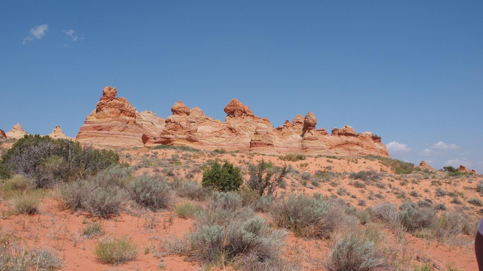 Photo of Coyote Buttes South