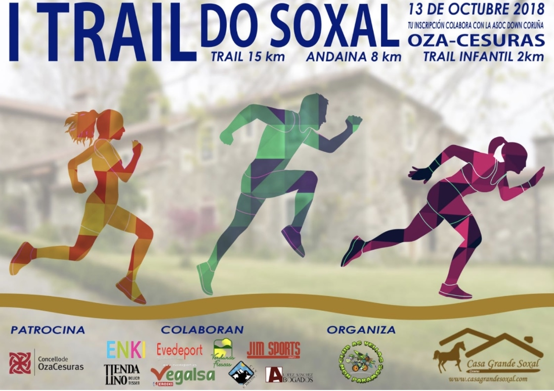 Photo de TRAIL DO SOXAL 2018