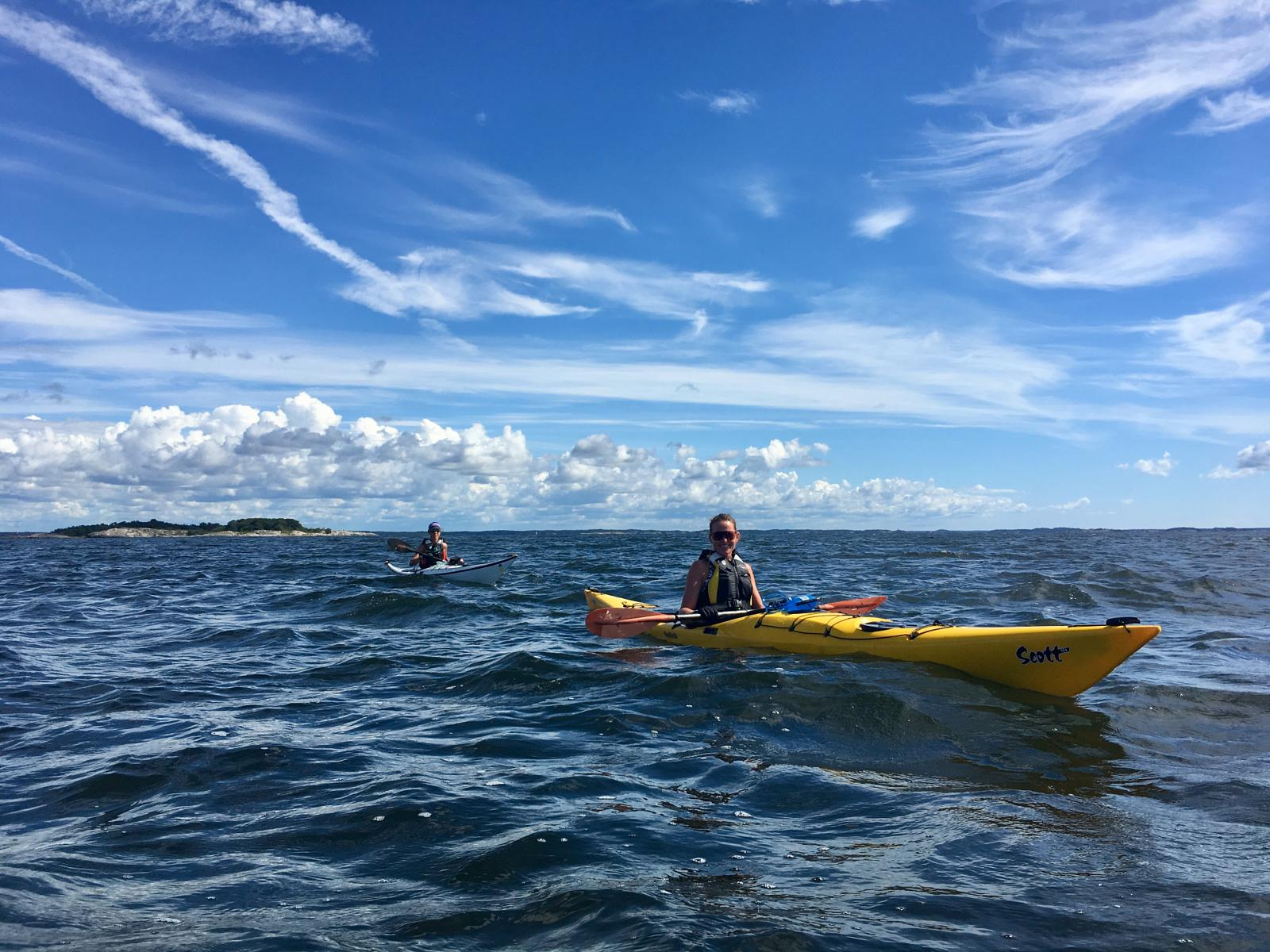 Bild av Finnish Archipelago sea kayak tour