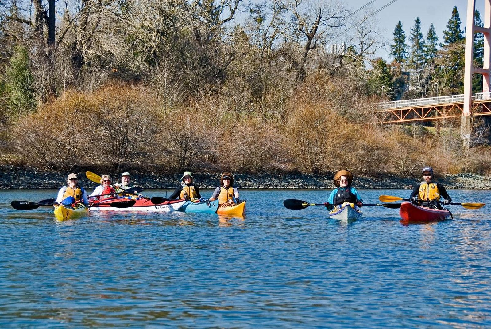 Photo of American River Paddle