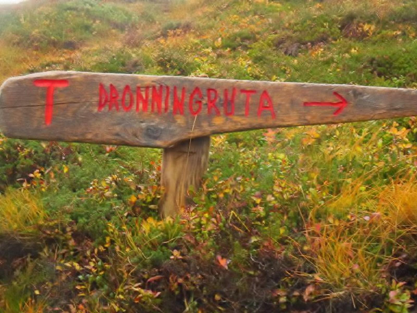 Foto de Dronningruta The Queen's Route from Sto to Nyksund 2015-10-12