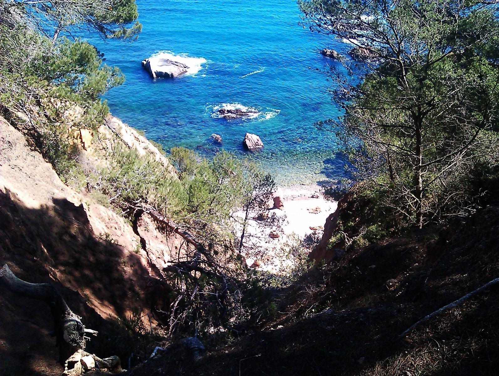 Photo of cala Vedell