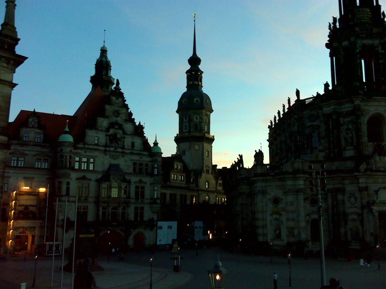 Wikiloc Photo Of 2017 06 01 Dresden Frauenkirche Kreuzkirche