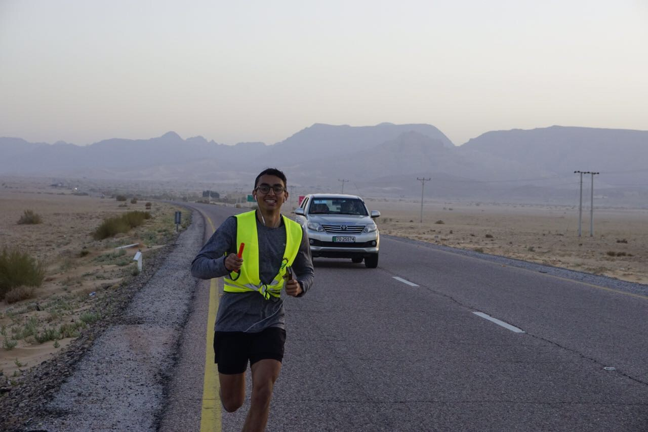 Φωτογραφίες Dead Sea to Aqaba (Jordan) - Amman Road Runners - Dead2Red 20th Anniversary