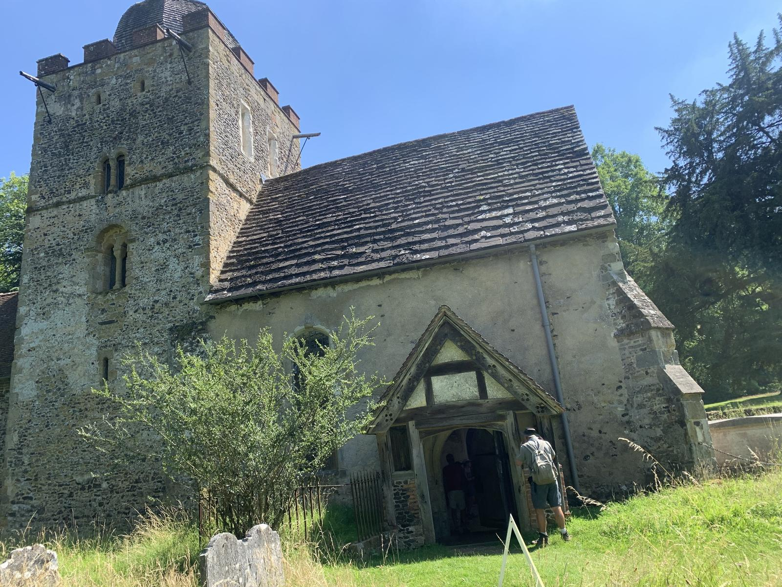Photo of Guildford, St Martha's, Shere, Newlands Corner.
