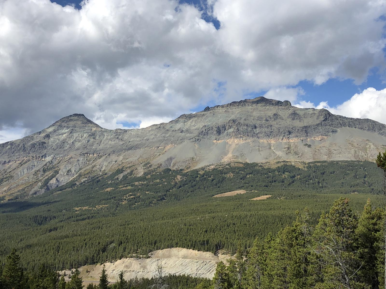 Photo of CDT day 133: To Marias Pass/hw 2 (East Glacier)