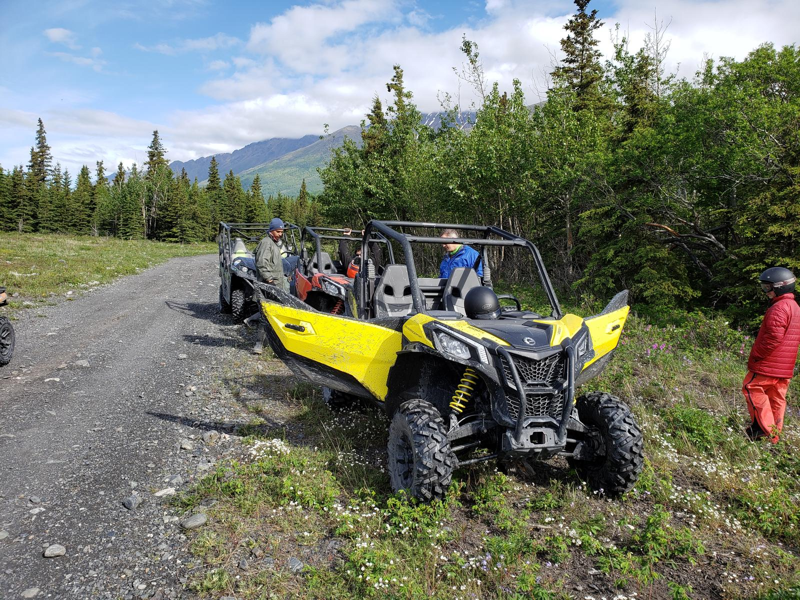 Φωτογραφίες Knik River Public Use Area Ride