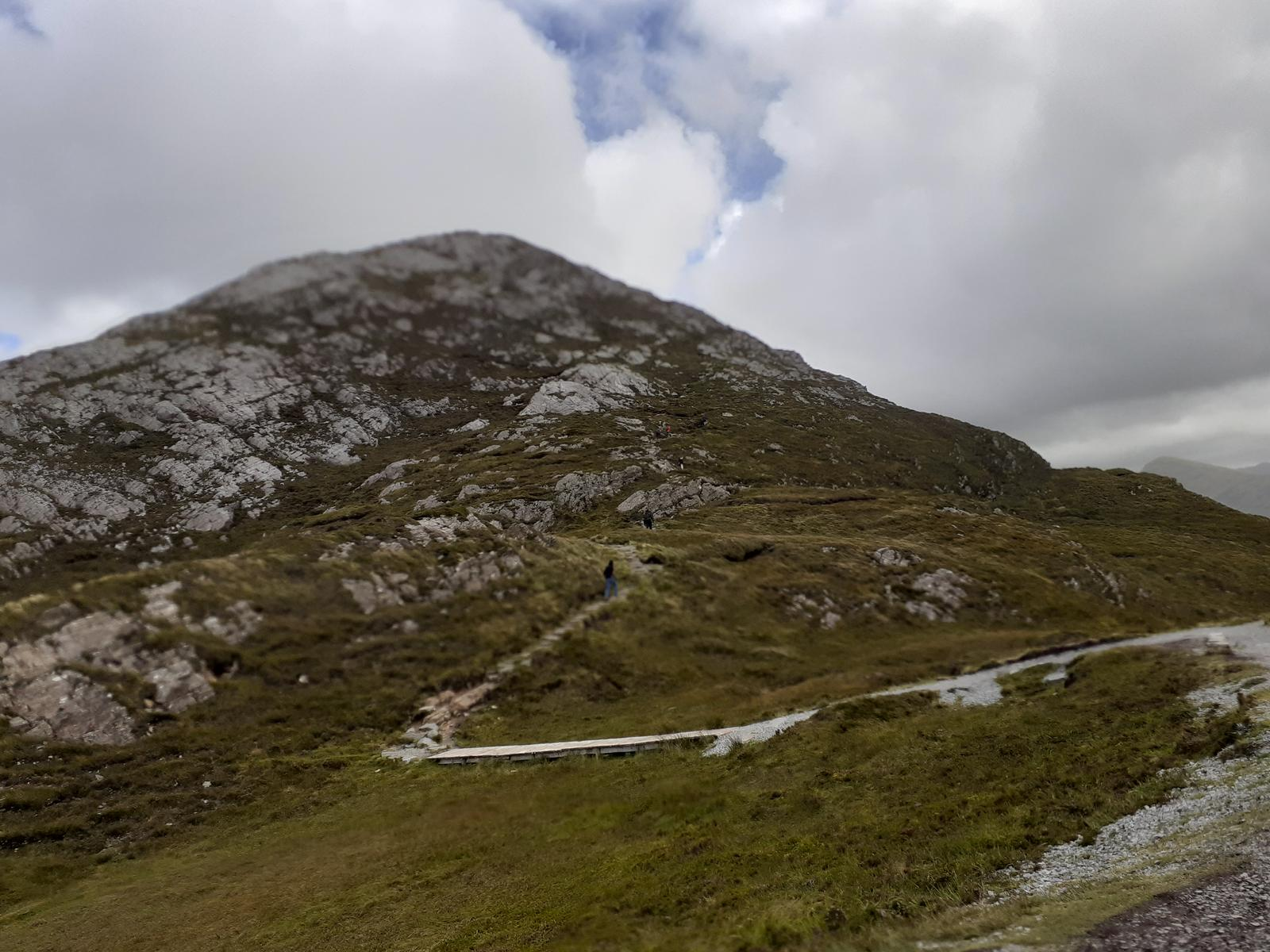 Photo of Irlanda-Connemara National Park-Diamond Hill