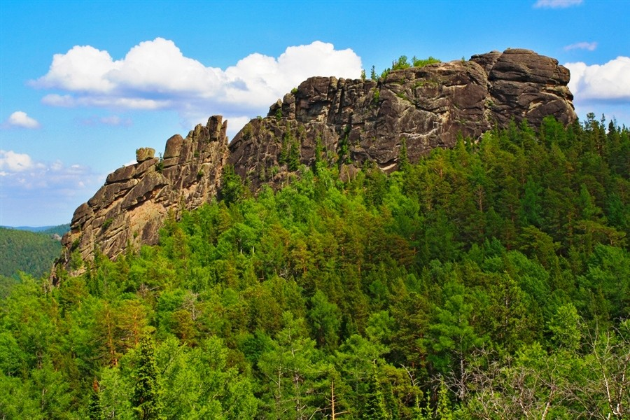 Photo de Stolby Nature Reserve / Stolby 自然保护区