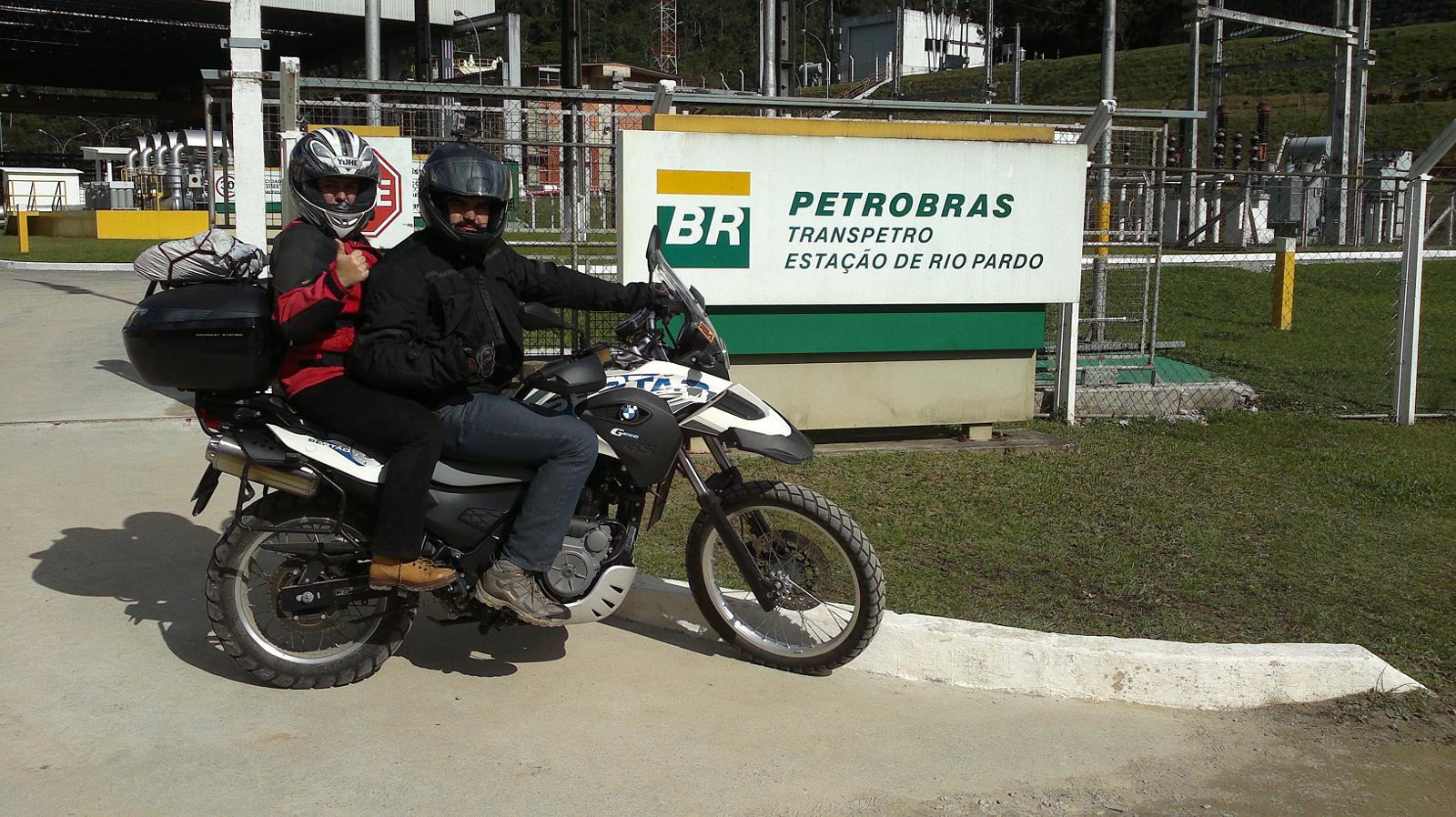 Photo of Estrada da Petrobras