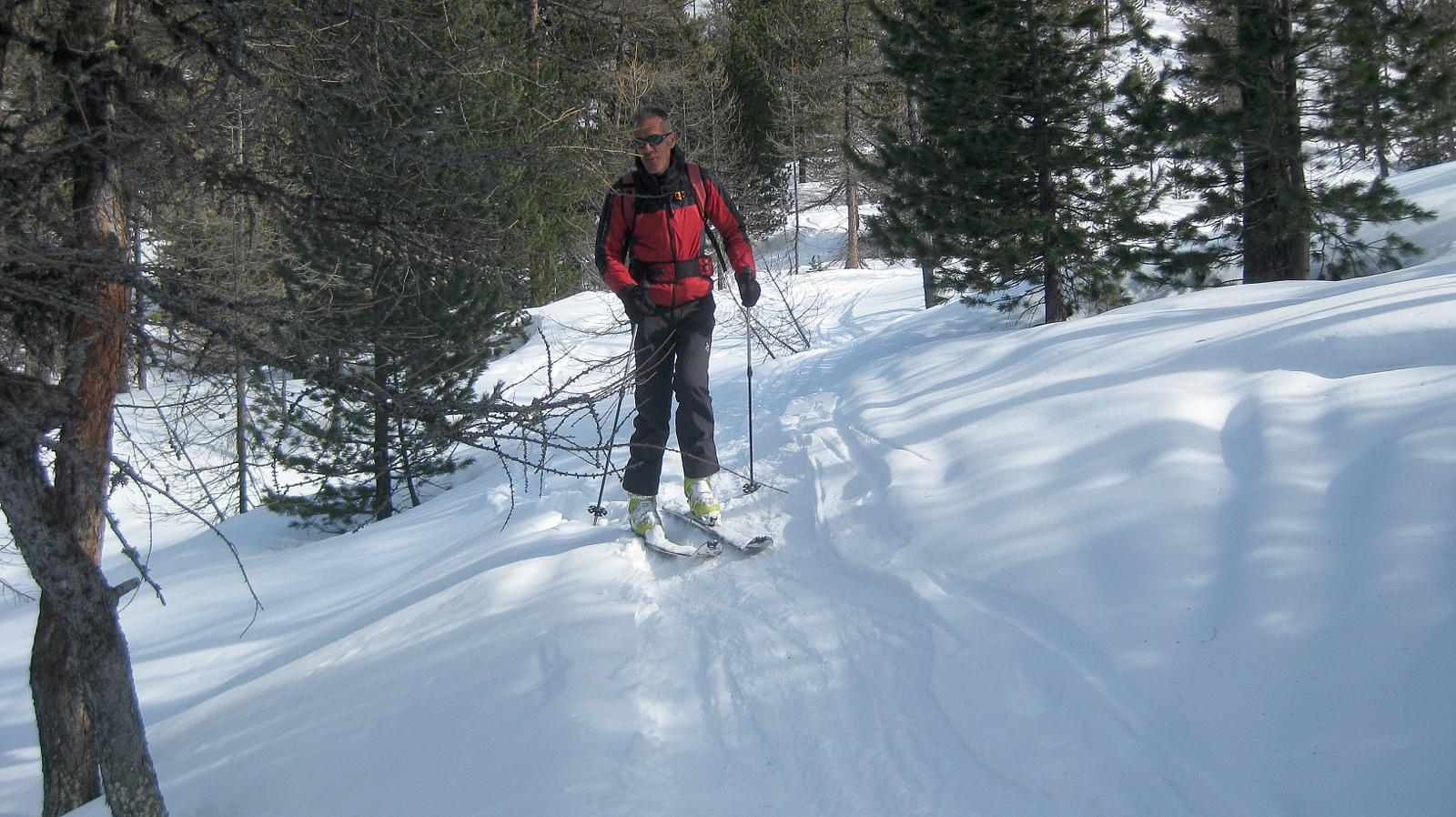 Photo of Col Gollien (2560 m)