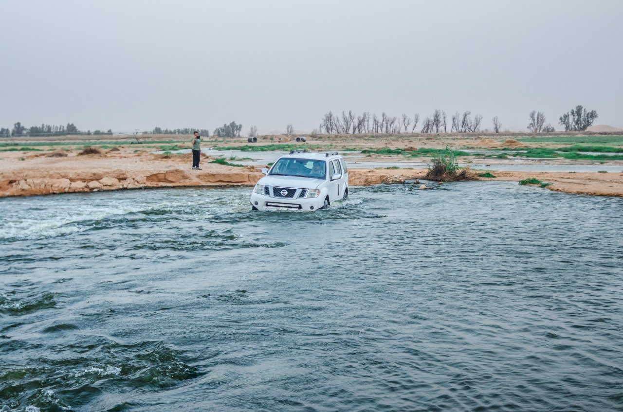 argazkia Hire River Crossing and Exploring