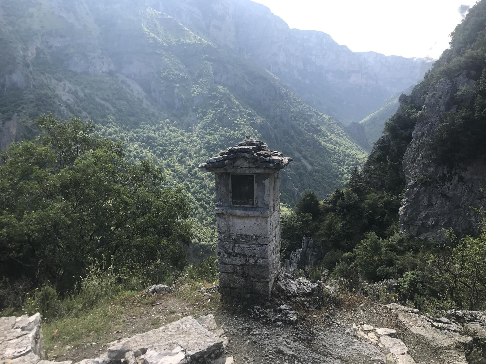 Foto di Vikos Gorge, Zagori, Greece