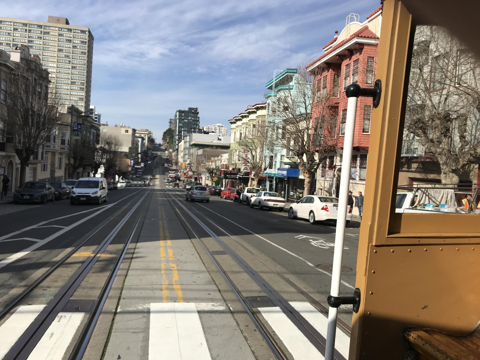 Фото San Francisco.Cable Car I. 20/02/2020