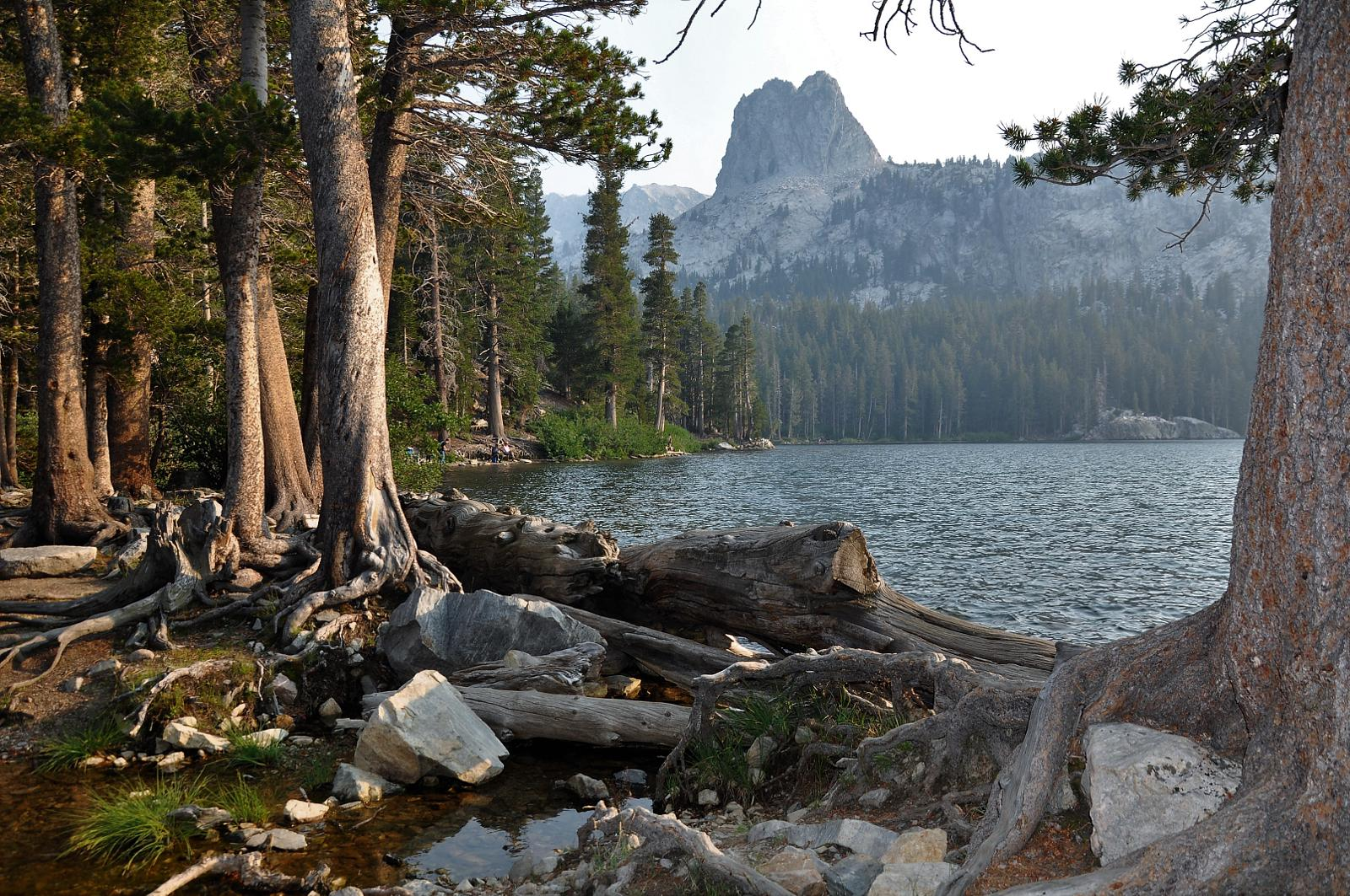 Foto von Lake Mary Lake barret TJ Lake Lake George Lake Marnie. Mammoth lakes