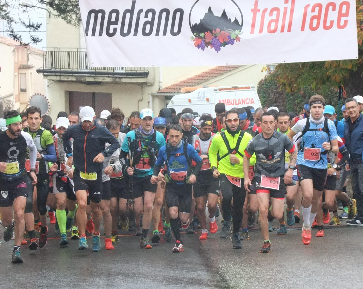 Фото MTR37 - Medrano Trail Race 2018