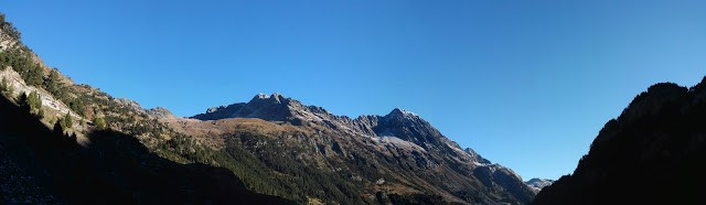 Photo of RIBAGORZA (Benasque) - Circular de los Hospitales. Benasque y Luchón