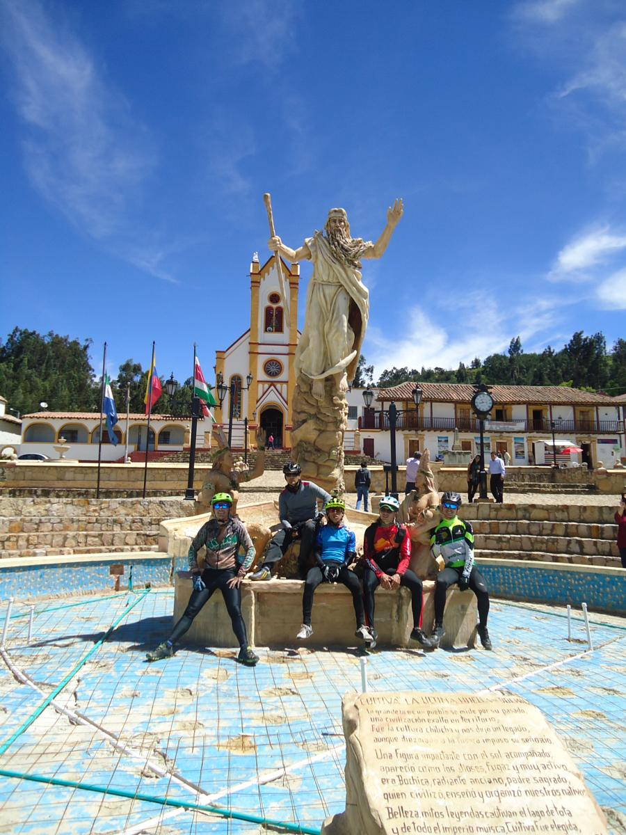 Photo de 06 TOTA - CUITIVA - IZA - SOGAMOSO