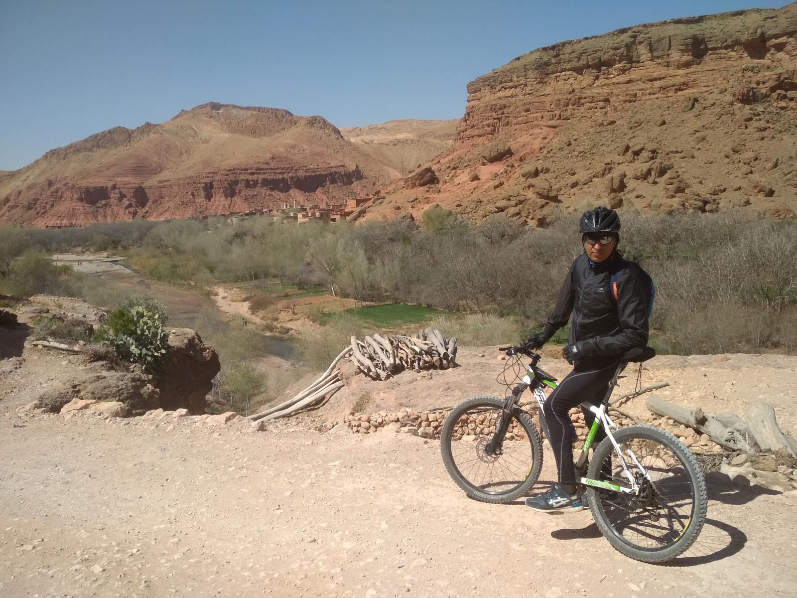 Photo of Dades gorges and roses valley