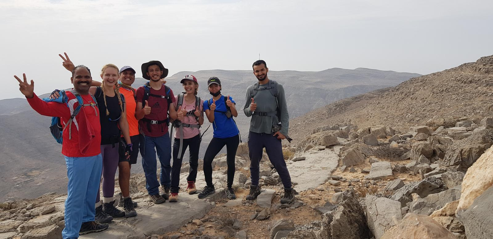 Fotoğraf: Jebel Yibir Summit Exploration with Adventure Extreme