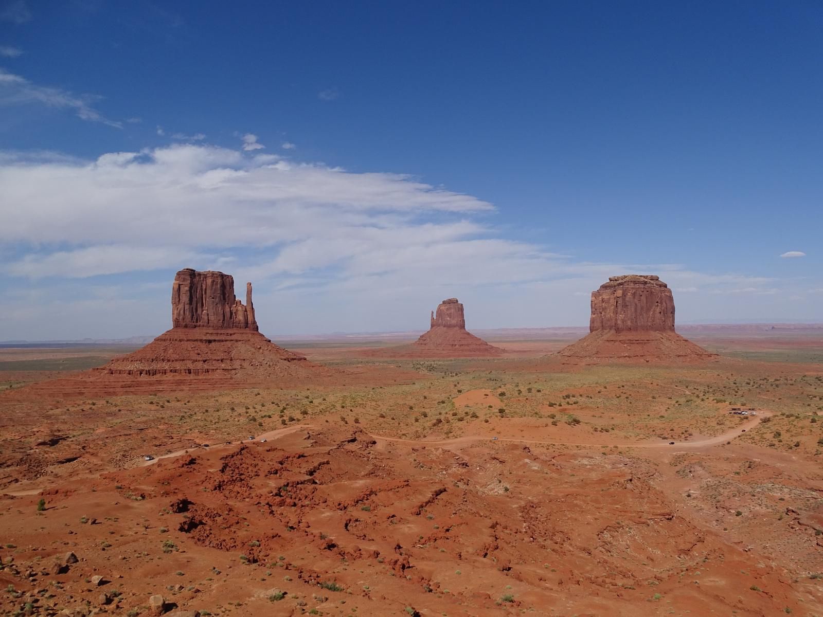 的照片 Monument Valley Truck Ride