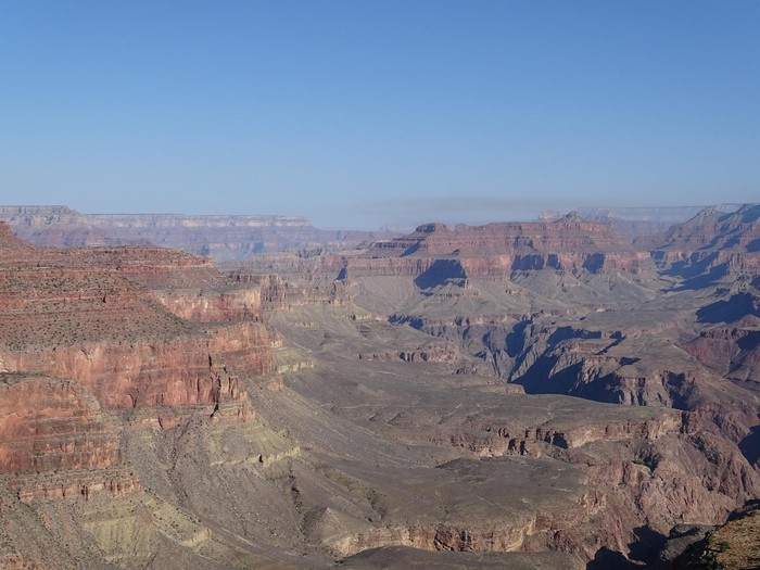 的照片 South Kaibab Trail to Skeleton Point