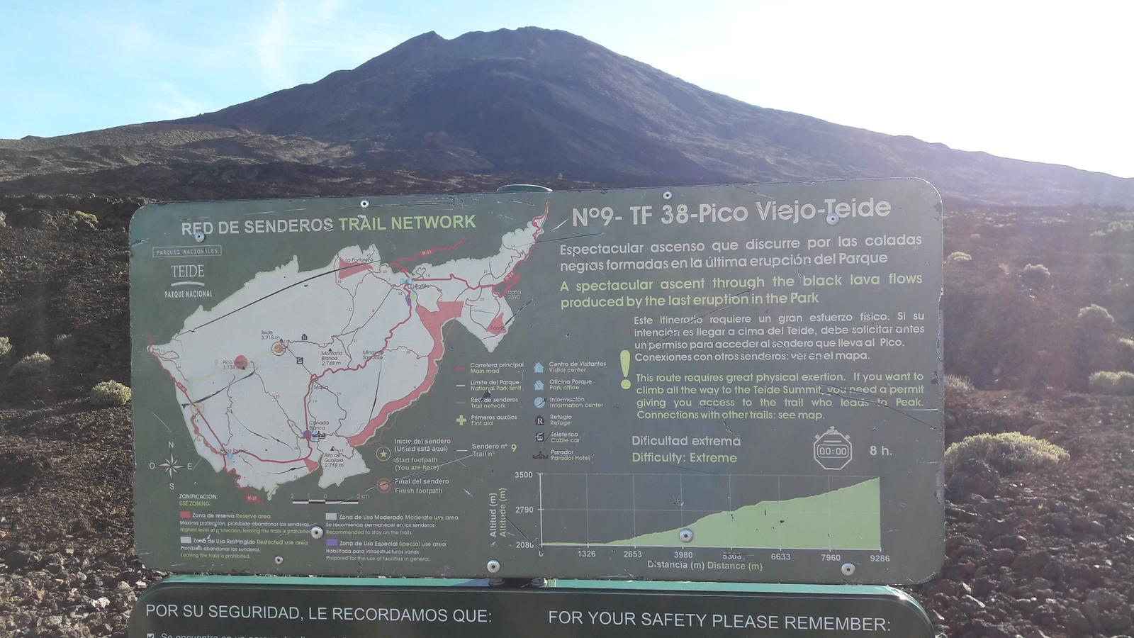 Photo of MIRADOR DE LAS NARICES DEL TEIDE