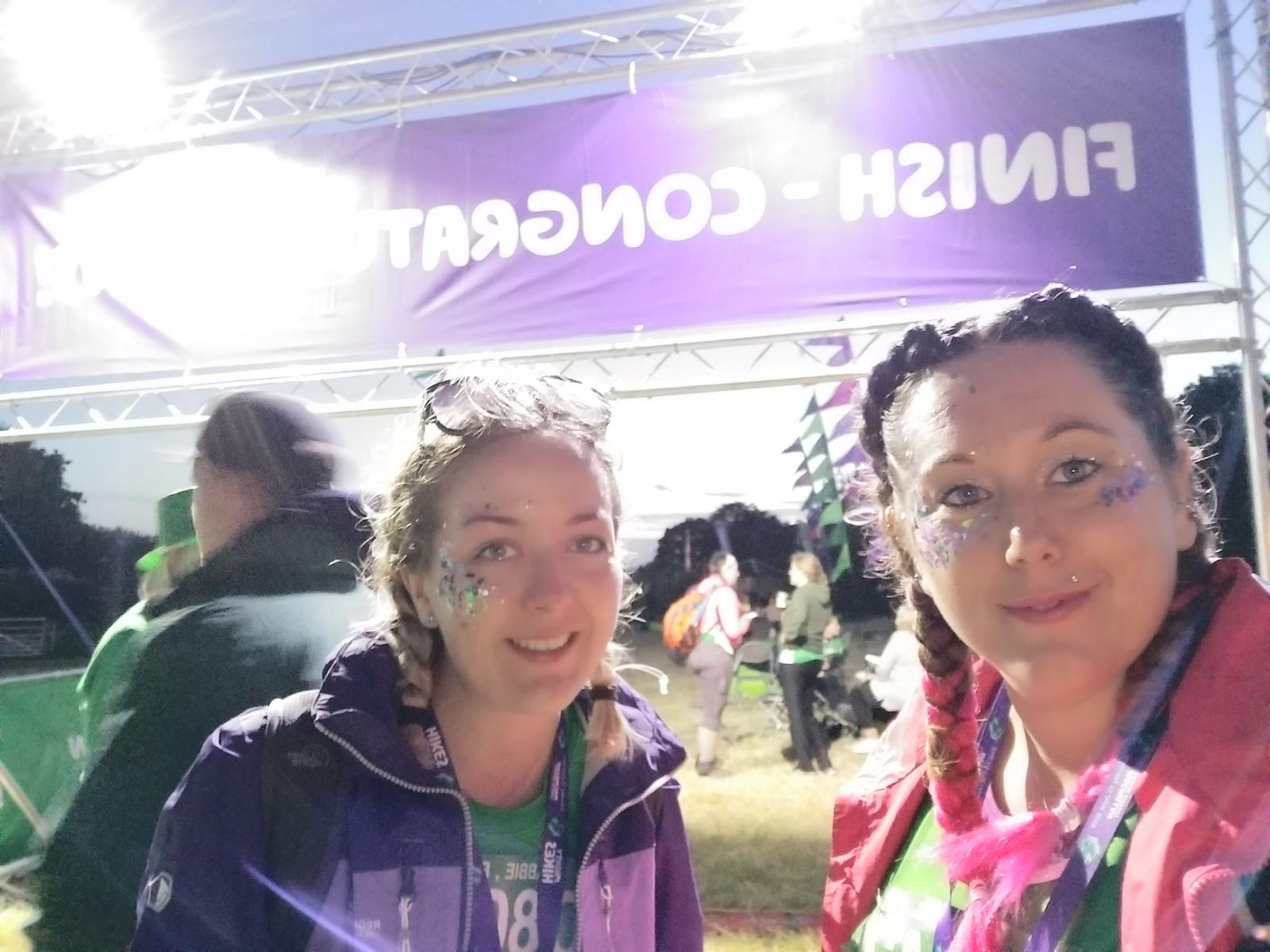 Foto van Jurassic coast mighty hike 2019
