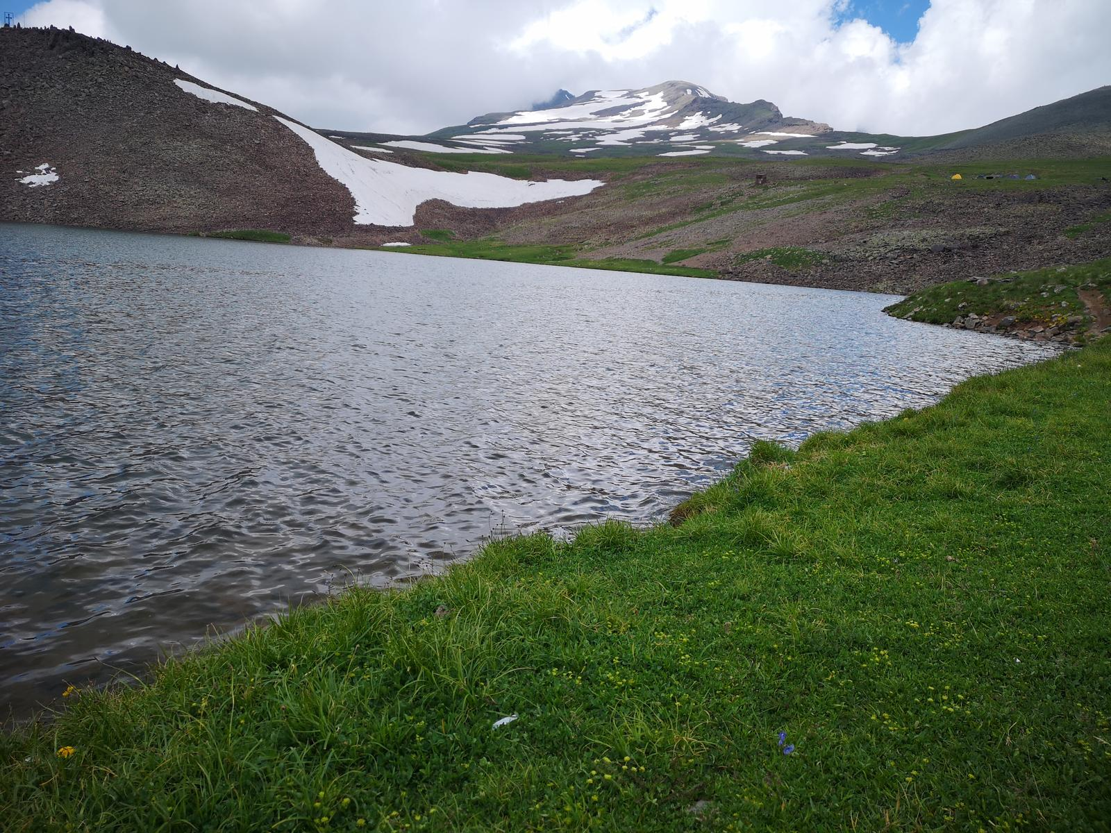 的照片 Aragats North Peak / Classic route / Armenia
