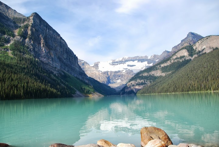 Foto de Lake Louise - Mount St. Piran -Plain of six glaciers