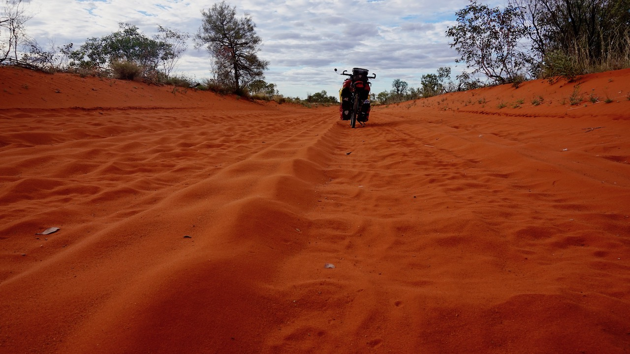 Photo of Red Center Loop