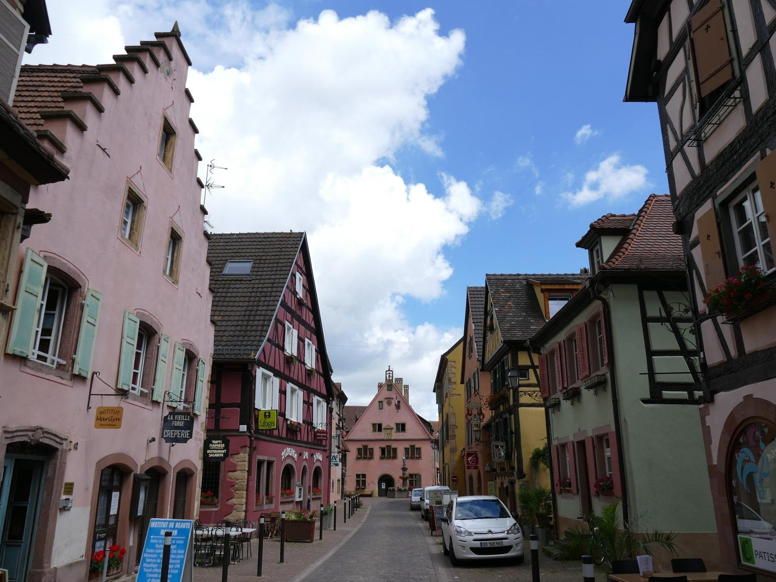 Fotoğraf Vosges - Colmar bike loop - June 3, 2016