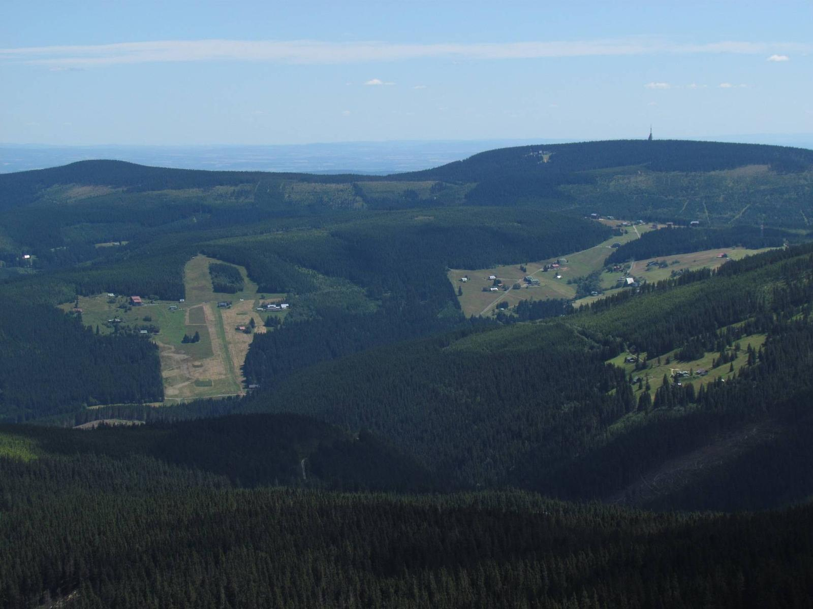 Фото Krkonose - from Pec pod Snezkou through Bufet to Lucni bouda and back to Pec- July 21 2013