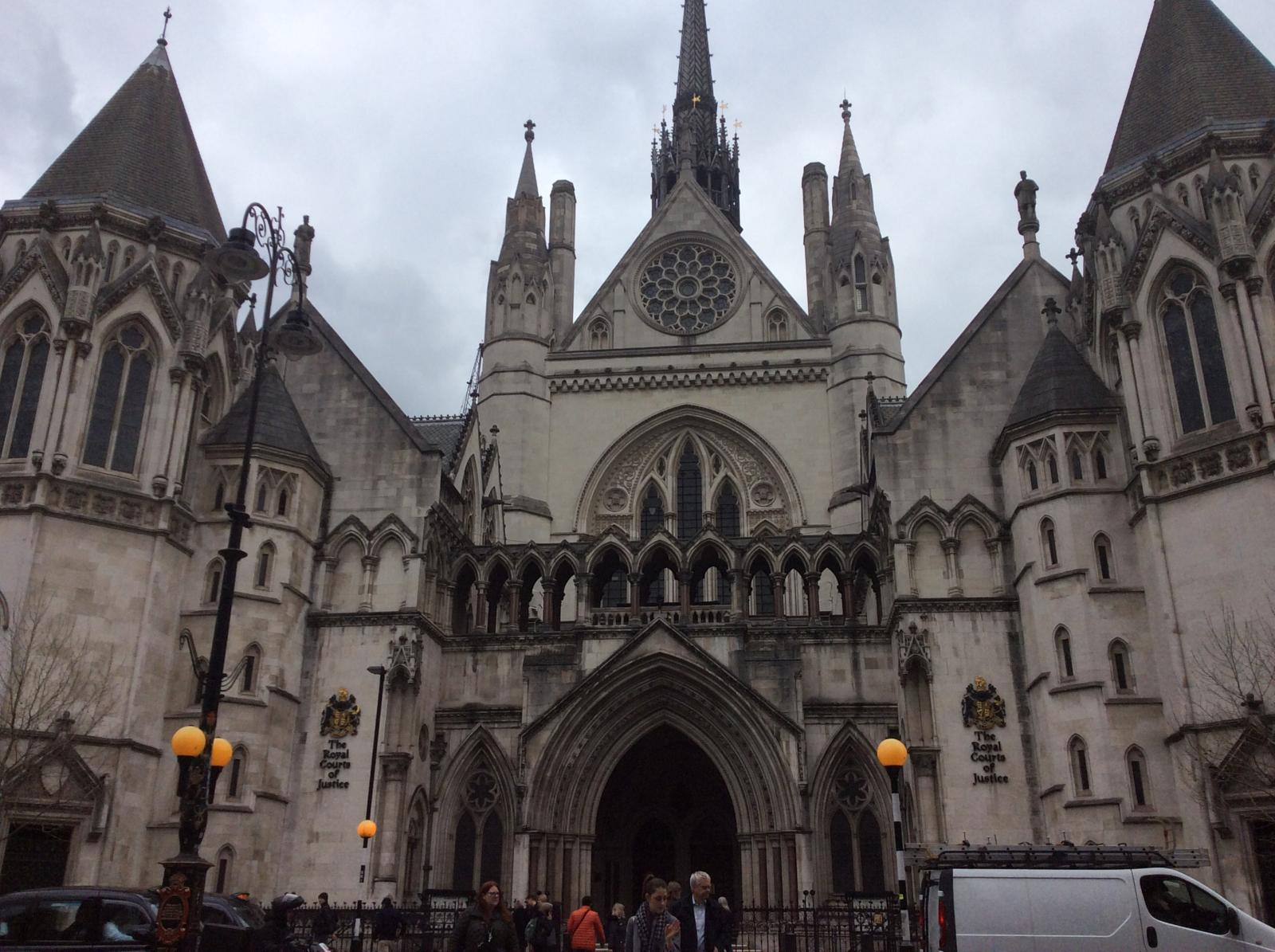 Foto de Royal Courts of justice