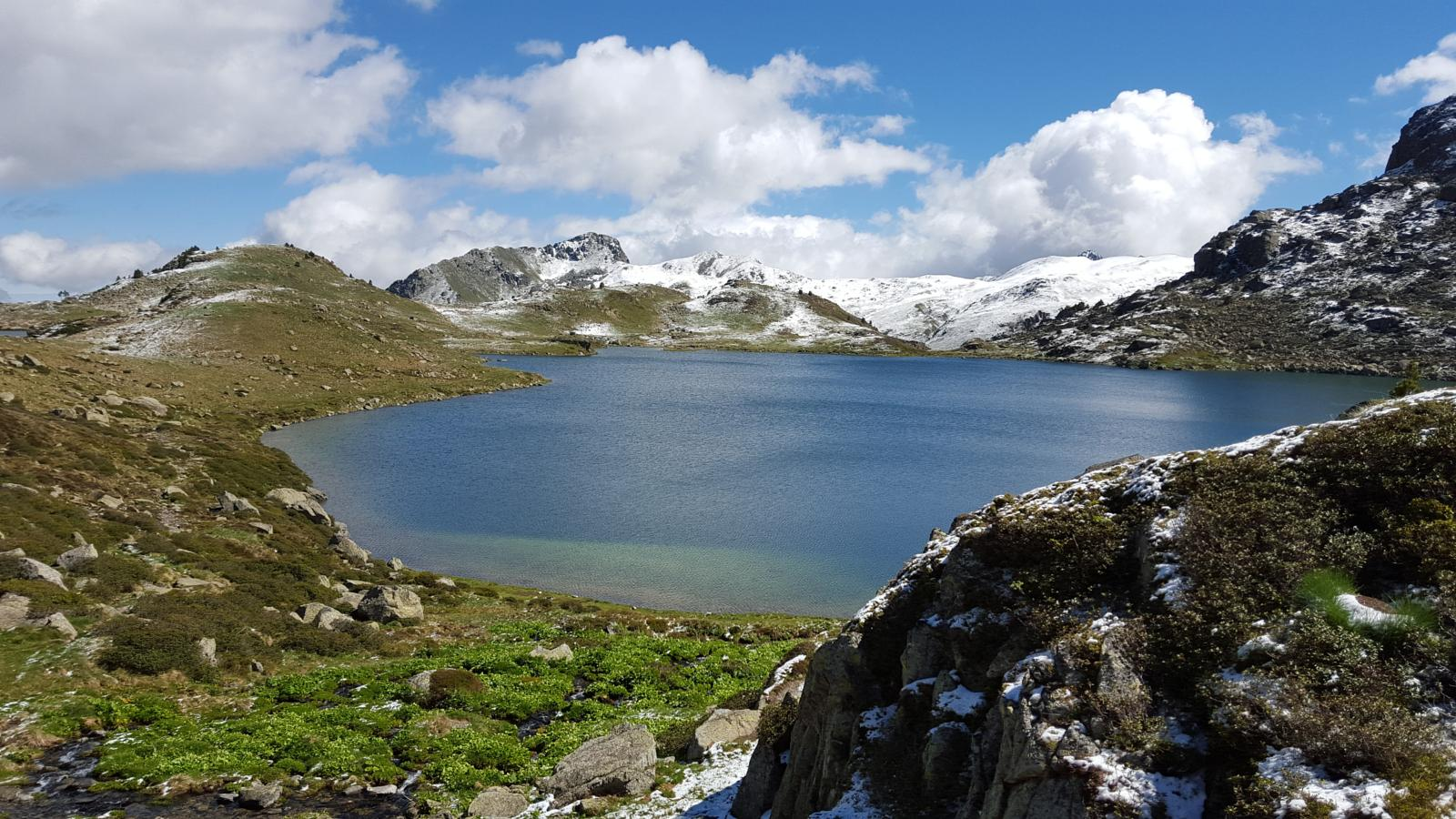 Photo of Lagos de Fontargente (Francia) por Puerto d'Incles